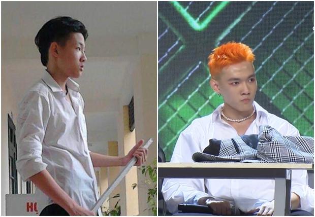 Thí sinh Rap Việt và King of Rap khoe ảnh hiếm thời đi học, bất ngờ nhất là thành tích học siêu đỉnh - Ảnh 4.