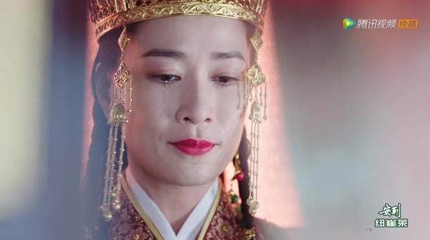 Xa Thi Mạn lại gánh diễn xuất ở Yến Vân Đài qua cảnh khóc đưa tang phụ thân, Thị Hậu TVB đó mọi người! - Ảnh 7.