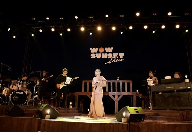 Nguyên Hà thích hát tại WOW Sunset Show vì kiểu gì cũng có hình đẹp, Lê Hiếu bật mí ca khúc bắt trúng tâm trạng khi yêu - Ảnh 15.