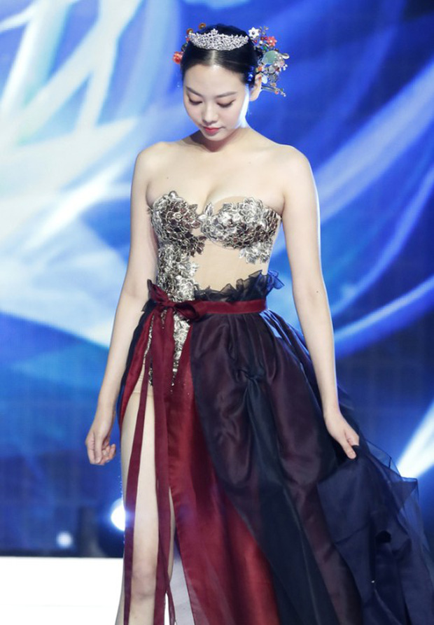 """Cuộc thi Hoa hậu Hàn Quốc bị """"ném đá"""" gắt nhất lịch sử: Thí sinh diện Hanbok như đồ bơi, """"bức tử"""" vòng 1 phản cảm - Ảnh 3."""