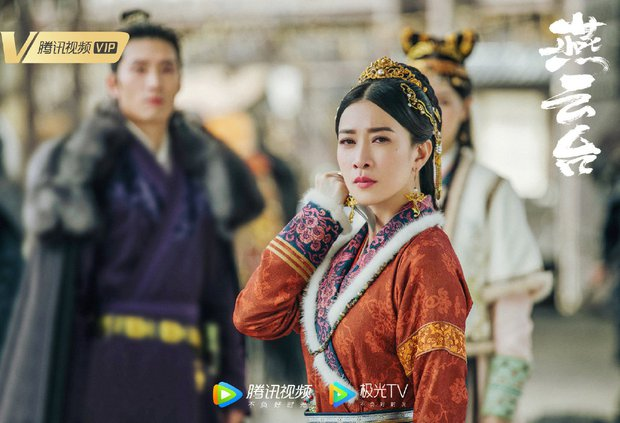 Yến Vân Đài bắt trend nữ chủ tưởng gây sốt nhưng chìm nghỉm, diễn xuất của Đường Yên gây thất vọng bậc nhất - Ảnh 8.