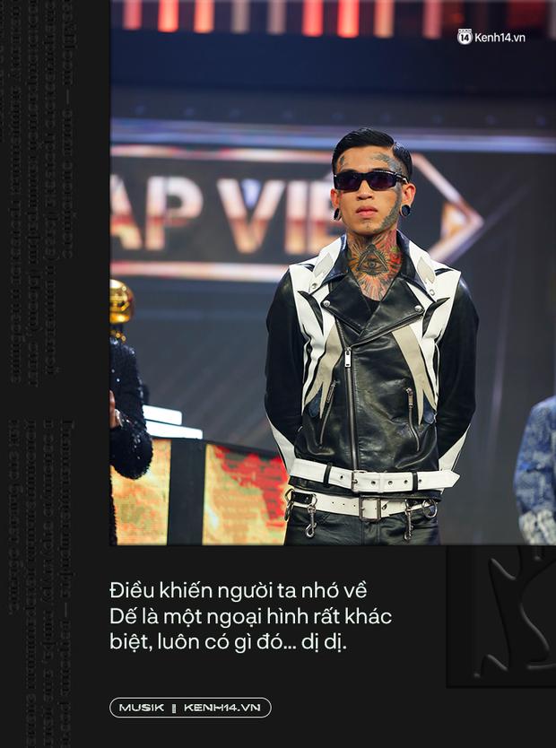 Tại sao Dế Choắt lại xứng đáng là nhà vô địch Rap Việt 2020? - Ảnh 4.
