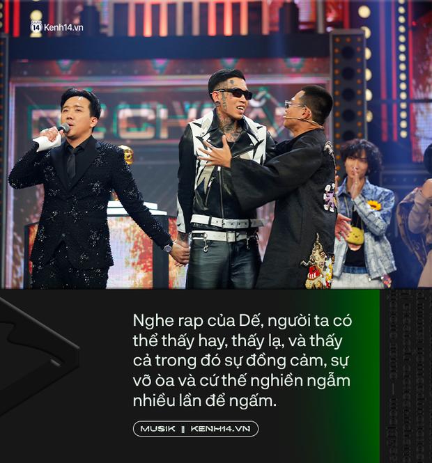 Tại sao Dế Choắt lại xứng đáng là nhà vô địch Rap Việt 2020? - Ảnh 5.