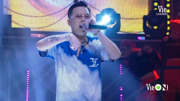 Khỏi đoán già đoán non nữa, Minh Tú đã lên tiếng về mối quan hệ với Andree ngay trên sóng trực tiếp Rap Việt! - Ảnh 2.