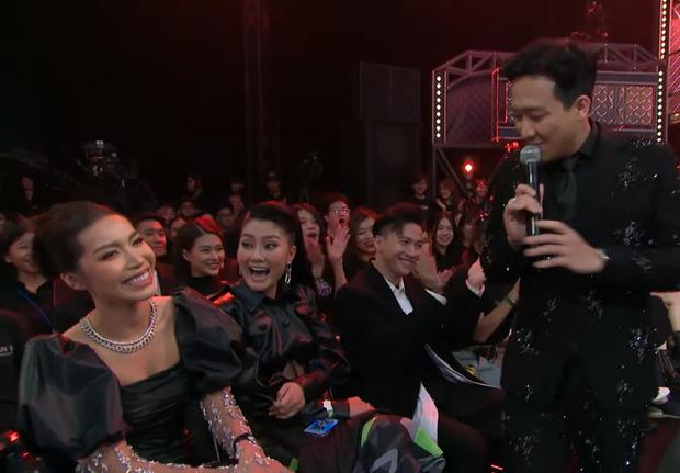Khỏi đoán già đoán non nữa, Minh Tú đã lên tiếng về mối quan hệ với Andree ngay trên sóng trực tiếp Rap Việt! - Ảnh 4.
