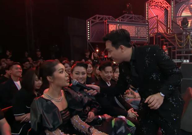 Khỏi đoán già đoán non nữa, Minh Tú đã lên tiếng về mối quan hệ với Andree ngay trên sóng trực tiếp Rap Việt! - Ảnh 3.