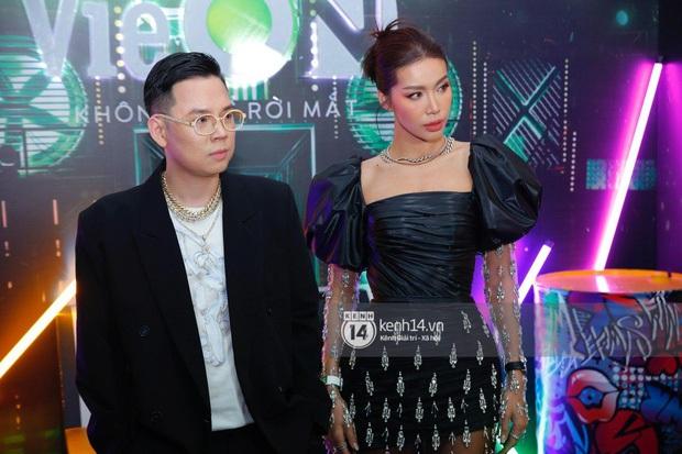 Khỏi đoán già đoán non nữa, Minh Tú đã lên tiếng về mối quan hệ với Andree ngay trên sóng trực tiếp Rap Việt! - Ảnh 7.