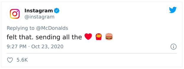 Microsoft, Facebook, Messenger... cùng nhau troll McDonalds trên Twitter, cư dân mạng được dịp hả hê, cười đau cả bụng! - Ảnh 5.