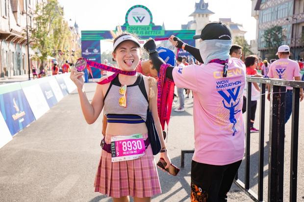 Runner nói gì về trải nghiệm kỳ nghỉ thể thao với giải chạy WOW Marathon Vinpearl Phú Quốc: Tôi như vỡ oà vì được chạy ở cung đường tuyệt đẹp! - Ảnh 18.