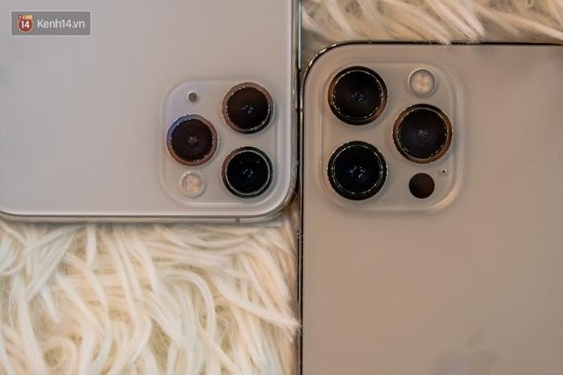 So sánh nhanh iPhone 12 Pro Max và 11 Pro Max, có đáng lên đời? - Ảnh 5.