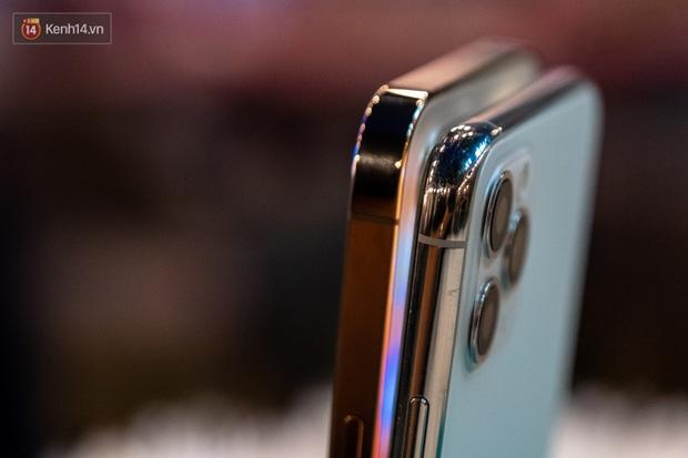So sánh nhanh iPhone 12 Pro Max và 11 Pro Max, có đáng lên đời? - Ảnh 2.