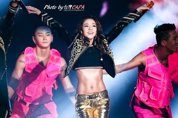 Dara là người giữ dáng giỏi nhất 2NE1, nhìn list bài tập đến cách ăn uống là đủ hiểu vì sao - Ảnh 5.