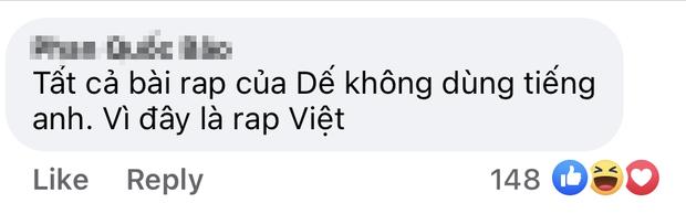 Điểm quyết định giúp Dế Choắt đăng quang: Là rapper thuần Việt từ tên gọi cho tới việc chỉ rap bằng tiếng mẹ đẻ - Ảnh 3.