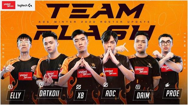 Đấu trường quốc tế AIC 2020: Team Flash và Saigon Phantom đều phải bung sức ngay từ vòng bảng nếu không muốn bị loại sớm - Ảnh 7.