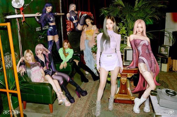 Hết bị nói giống BLACKPINK, aespa bị nghi oan tên đạo nhái tên fandom BTS khiến netizen hiểu lầm, hóa ra là vì lý do lãng xẹt của Knet! - Ảnh 1.
