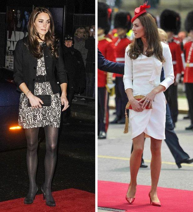 Tưởng luôn chuẩn mực nhưng có tới 10 lần Công nương Kate đã vi phạm quy định Hoàng gia Anh mà công chúng không ai hay biết - Ảnh 2.