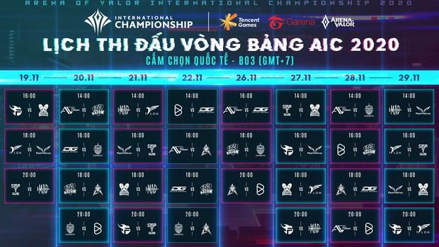 Đấu trường quốc tế AIC 2020: Team Flash và Saigon Phantom đều phải bung sức ngay từ vòng bảng nếu không muốn bị loại sớm - Ảnh 3.