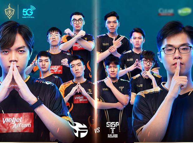 Đấu trường quốc tế AIC 2020: Team Flash và Saigon Phantom đều phải bung sức ngay từ vòng bảng nếu không muốn bị loại sớm - Ảnh 5.