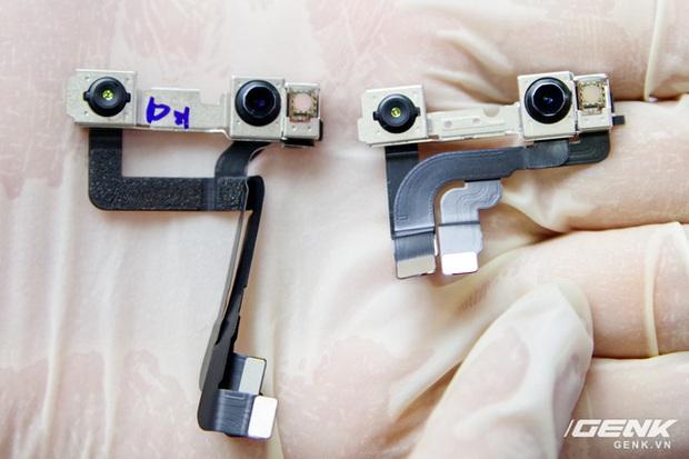 Mổ bụng iPhone 12 Pro Max tại Việt Nam: pin chữ L dung lượng 3.687mAh, camera sau vừa to vừa dài - Ảnh 19.