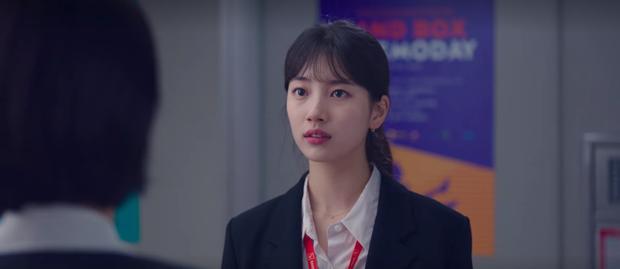 Vừa tỏ tình thất bại, nam phụ quốc dân Kim Seon Ho lại bị bóp cổ dọa giết ở Start Up tập 10 - Ảnh 4.
