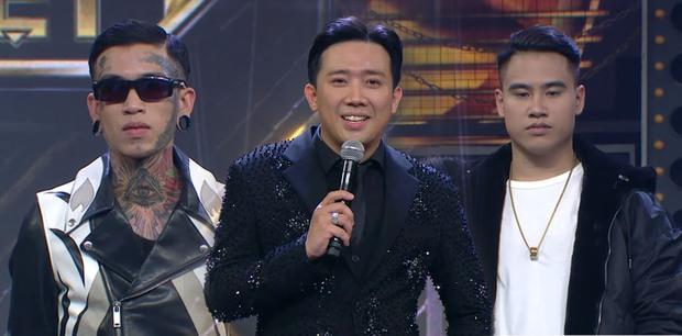 Góc giải toán Rap Việt: GDucky - Dế Choắt đều 3/8 vote, netizen tố Trấn Thành đọc nhầm ai dè tính kỹ ra kết quả đúng này! - Ảnh 7.