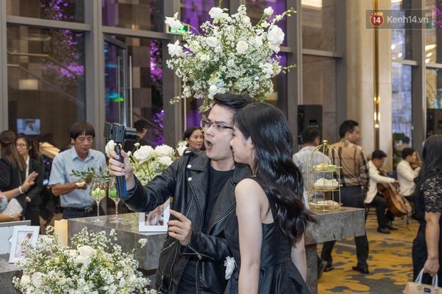 Dự đám cưới Xemesis và Xoài Non, WinD vẫn cứ hài hước, nhắng nhít thế này bảo sao Miss Teen Nam Phương chẳng mê tít - Ảnh 2.