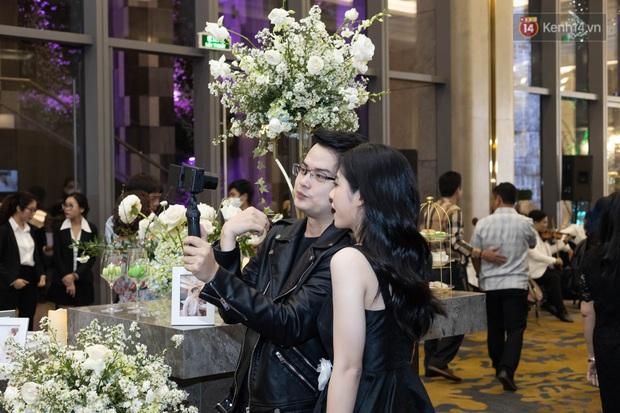 Dự đám cưới Xemesis và Xoài Non, WinD vẫn cứ hài hước, nhắng nhít thế này bảo sao Miss Teen Nam Phương chẳng mê tít - Ảnh 3.