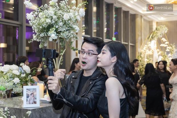 Dự đám cưới Xemesis và Xoài Non, WinD vẫn cứ hài hước, nhắng nhít thế này bảo sao Miss Teen Nam Phương chẳng mê tít - Ảnh 4.