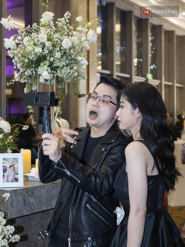 Dự đám cưới Xemesis và Xoài Non, WinD vẫn cứ hài hước, nhắng nhít thế này bảo sao Miss Teen Nam Phương chẳng mê tít - Ảnh 5.