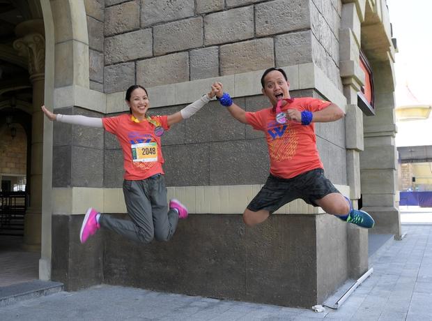 Runner nói gì về trải nghiệm kỳ nghỉ thể thao với giải chạy WOW Marathon Vinpearl Phú Quốc: Tôi như vỡ oà vì được chạy ở cung đường tuyệt đẹp! - Ảnh 5.