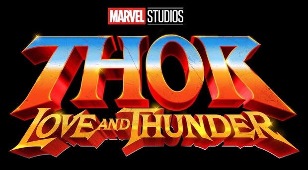 Thanh Sói tung logo phim nhưng dùng font y xì anh Thần Thor của Marvel? - Ảnh 2.