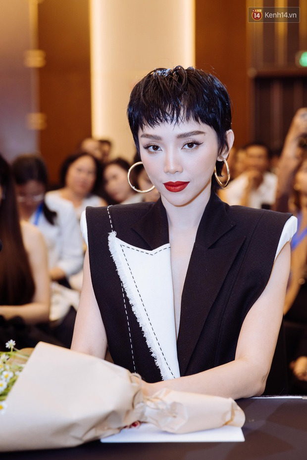 Tóc Tiên vừa tái xuất màn ảnh đã ẵm ngay vai phản diện, Song Luân cast chơi ai ngờ trúng thật ở Thanh Sói - Ảnh 8.