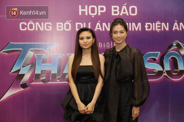 CHÍNH THỨC: Ngô Thanh Vân chốt Đồng Ánh Quỳnh cho vai Thanh Sói - tuyên bố đây là đả nữ Việt Nam thế hệ kế tiếp  - Ảnh 11.