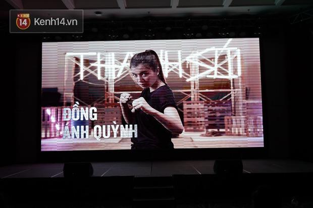 CHÍNH THỨC: Ngô Thanh Vân chốt Đồng Ánh Quỳnh cho vai Thanh Sói - tuyên bố đây là đả nữ Việt Nam thế hệ kế tiếp  - Ảnh 1.