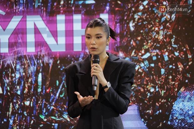 Là nữ chính Thanh Sói, Đồng Ánh Quỳnh lại bị kép phụ giật đẹp spotlight, ngậm ngùi ra rìa ở buổi họp báo - Ảnh 1.