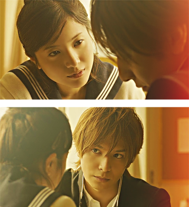 7 phim lãng mạn Nhật lỡ xem là khó dứt: Nhìn tài tử quá cố Haruma Miura mà nhớ rất nhớ, có cả Your Eyes Tell đang gây sốt ngoài rạp - Ảnh 12.