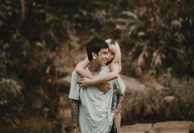 Nghe Dế Choắt kể chuyện tình mà thấy cưng: Yêu từ cái nhìn đầu tiên, bạn gái kề bên chăm sóc suốt hơn 3 tháng thi Rap Việt - Ảnh 5.