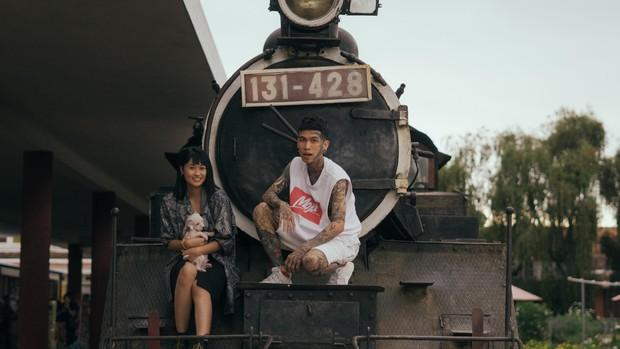 Nghe Dế Choắt kể chuyện tình mà thấy cưng: Yêu từ cái nhìn đầu tiên, bạn gái kề bên chăm sóc suốt hơn 3 tháng thi Rap Việt - Ảnh 6.