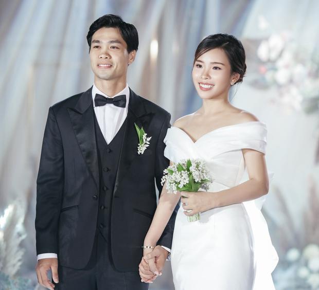 Lộ thực đơn tiệc cưới phong cách châu Âu - Nhật Bản do đích thân Công Phượng và Viên Minh lựa chọn - Ảnh 2.