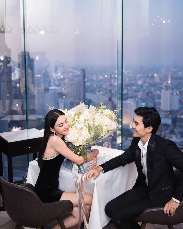 Nữ thần Thái Lan Mai Davika khoe ảnh kỷ niệm 4 năm hẹn hò, body lá lúa cùng đôi chân dài siêu thực chiếm spotlight - Ảnh 8.
