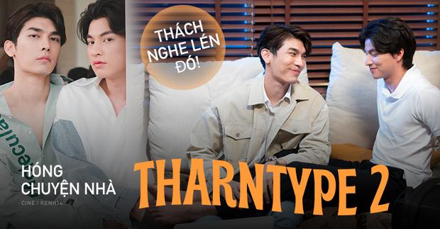 Luyện chiêu nghe lén với bài quiz về chuyện nhà cặp đam mỹ TharnType, đúng 100% mới đáng mặt hàng xóm nha! - Ảnh 1.