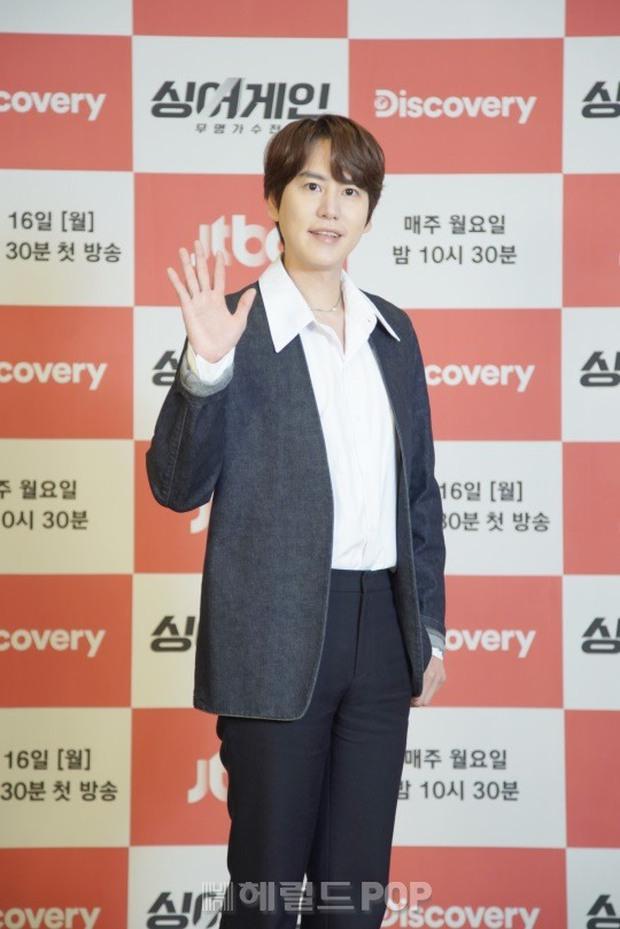 Sự kiện hot nhất xứ Hàn hôm nay: Sunmi xinh đẹp bất ngờ nhờ tăng cân, Mino (WINNER) tóc vàng chói lọi lấn át cả tài tử Lee Seung Gi - Ảnh 9.