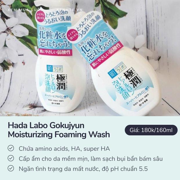 6 sữa rửa mặt dưỡng ẩm xài là thích, loại rẻ nhất chỉ 180k - Ảnh 12.