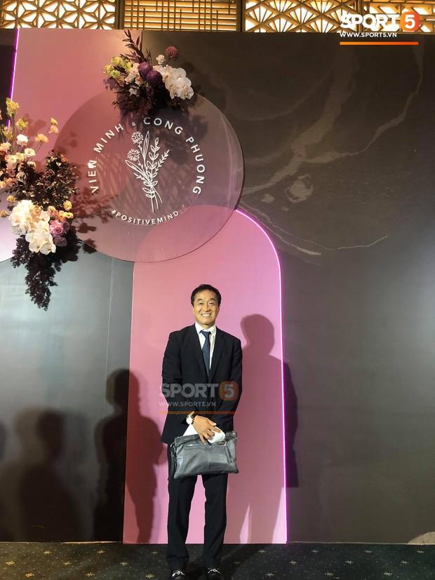 Dàn sao tuyển Việt Nam rạng ngời đến dự đám cưới Công Phượng - Viên Minh - Ảnh 3.