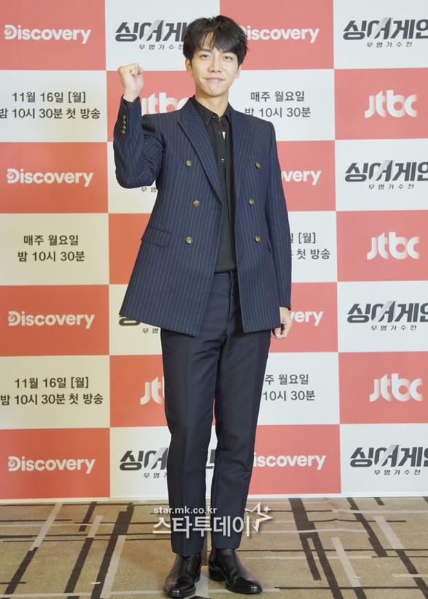 Sự kiện hot nhất xứ Hàn hôm nay: Sunmi xinh đẹp bất ngờ nhờ tăng cân, Mino (WINNER) tóc vàng chói lọi lấn át cả tài tử Lee Seung Gi - Ảnh 7.