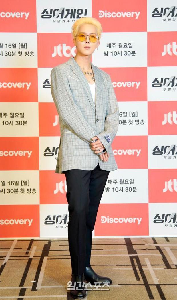 Sự kiện hot nhất xứ Hàn hôm nay: Sunmi xinh đẹp bất ngờ nhờ tăng cân, Mino (WINNER) tóc vàng chói lọi lấn át cả tài tử Lee Seung Gi - Ảnh 5.
