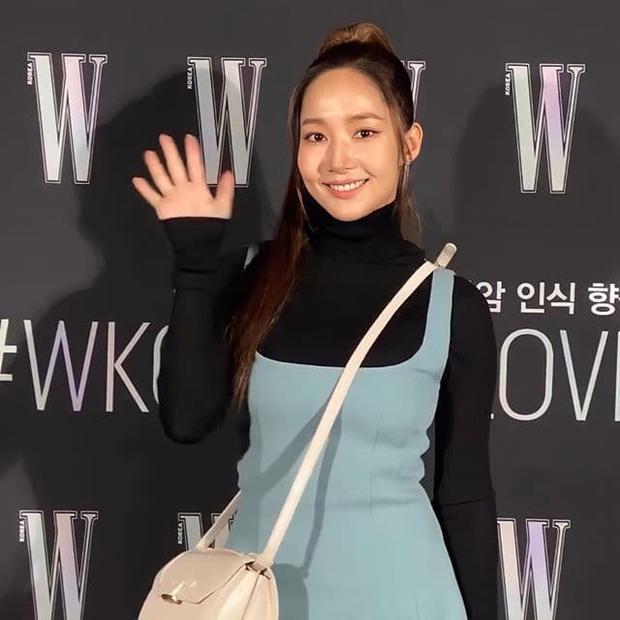 """Liên tục bị chê bai ngoại hình xuống cấp, """"tình cũ Lee Min Ho"""" Park Min Young gây chú ý với màn khoe vòng 3 căng tròn - Ảnh 4."""