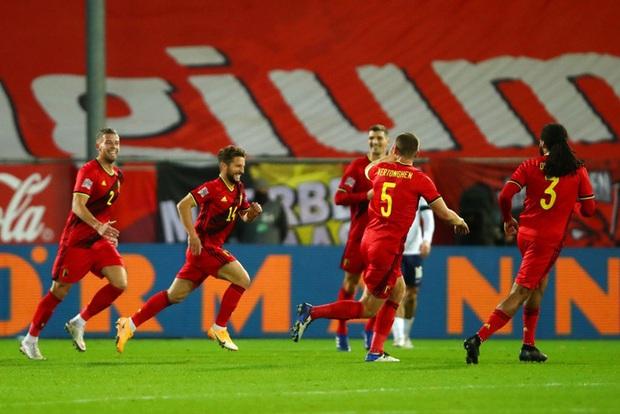 Thua trận thứ hai liên tiếp, tuyển Anh dừng bước ở vòng bảng UEFA Nations League - Ảnh 1.