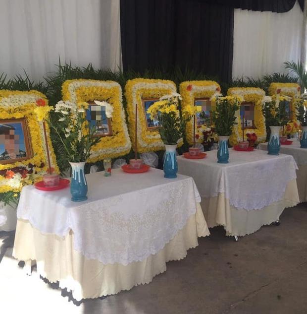 Đưa thi hài các nạn nhân trong vụ tai nạn thảm khốc ở Campuchia về Việt Nam - Ảnh 1.