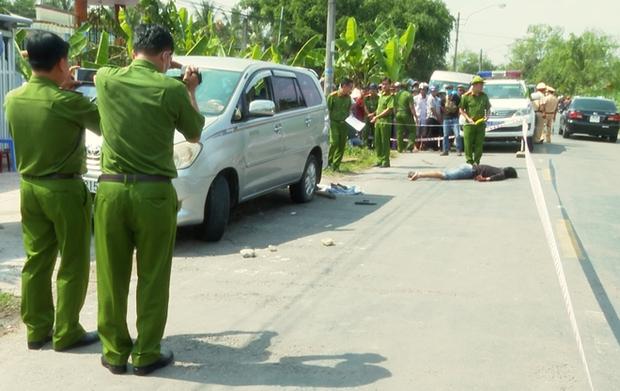 Cứu vợ bị bắt cóc, chồng đâm thương vong 3 người - Ảnh 1.